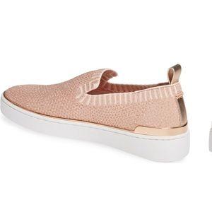 Michael Kors Shoes - Michael Kors Rose Gold Skylar Sneaker